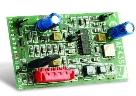 Came AF43S ricevitore remoto PCB