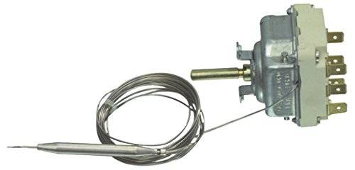 Fixapart W4-41329 Silver thermostat - thermostats (Silver, 50 - 200 °C)