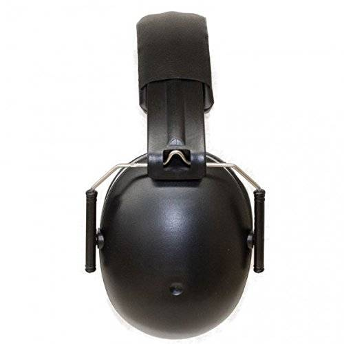 BabyBanz Banz Ear Defenders (Black)