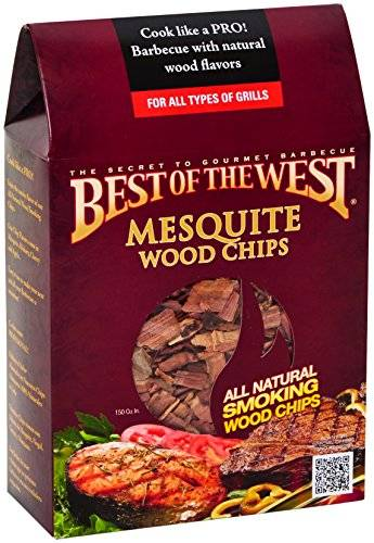 Premier Decorations Limited Premier BA131131 Barbecue Chips fumatori - Mesquite