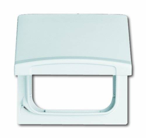 Busch-Jaeger 2118 GK-34 - outlet cover plates (White, IP 44)