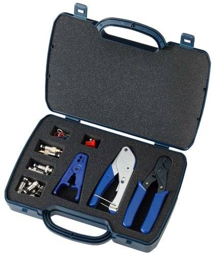 Greenlee Home Theater Tool Kit - socket & tool sets