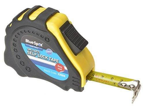 Blue Spot Tools BlueSpot Tools Easy Read Magnetic Tape 5m
