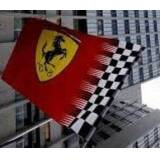 Out & Indoor Flags BANDIERA FERRARI 150cm x 75cm Italia Spider Speciale California