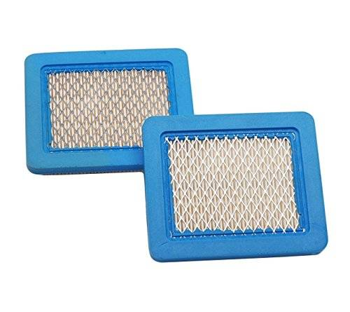 Beehive Filter Beehive Filtro aftermarket Air Filter Fit For Honda GC135 GCV135 GC160 GCV160 GC190 GCV190 GX100 Engine 17211-ZL8 – 023, # 17211-ZL8 – 003 & 17211-ZL8 – 000 2 Pack New
