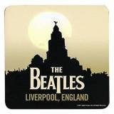 Officially Liscenced Product The Beatles, Liverpool, Sottobicchiere in sughero