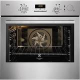 Electrolux FQV73XEV Built-in Electric 72L 2780W A-10% Stainless steel - ovens (Built-in, Electric, A-10%, Stainless steel, Buttons, Rotary, Front)