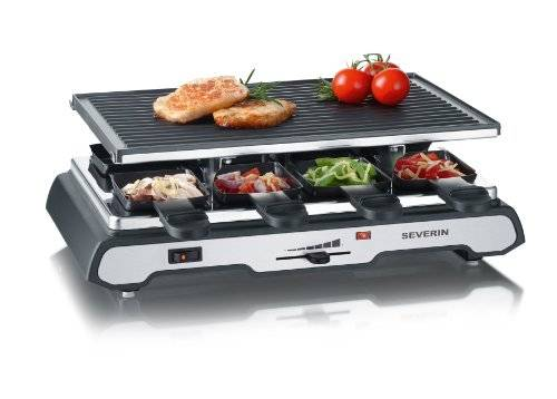 Severin RG 2685 Grill Raclette, 1300W