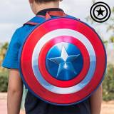 The Avengers Zaino Scuola 3D Captain America (1000034950)