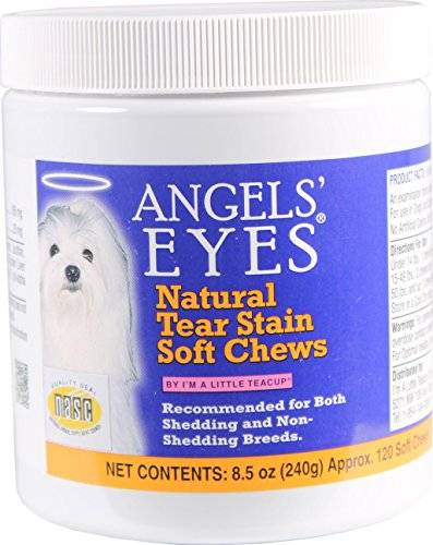 Angels' Eyes Eyes naturale morbido mastica Angels' per cani & gatti 120Ct-pollo
