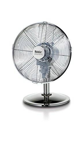 Fakir VL 30 G Stainless steel - Household Fans (Stainless steel, 45 W, 340 x 300 x 460 mm)