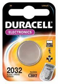 Duracell Batteria 2032 Litio 3V Duracell Electronics