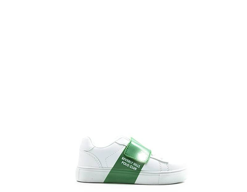 Beverly Hills Polo Club Sneakers Trendy bambini bianco/verde