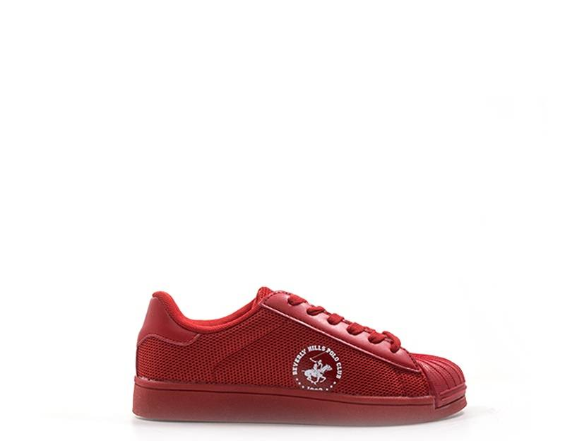 Beverly Hills Polo Club Sneakers Trendy bambini rosso