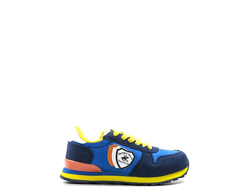 Beverly Hills Polo Club Sneakers Trendy bambini navy