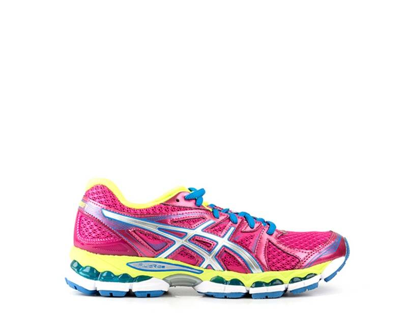 Asics Running Donna donna fuxia/verde
