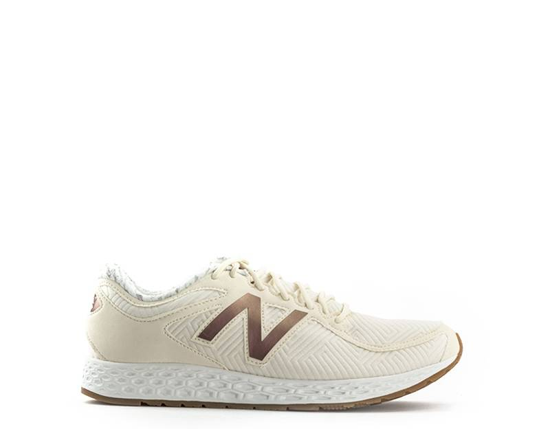 New Balance Sneakers donna beige/rosa