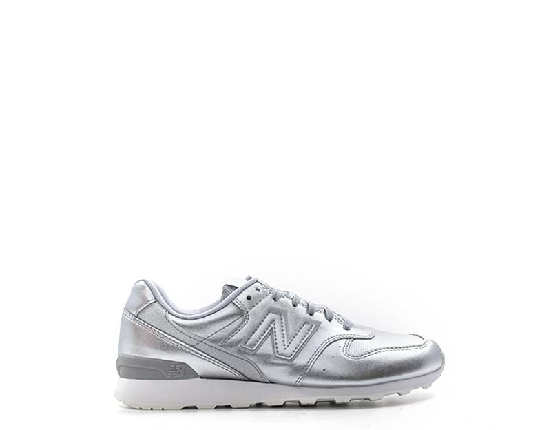 New Balance Sneakers donna donna argento