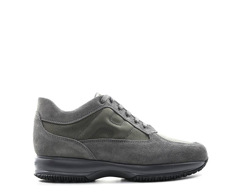 Hogan Sneakers trendy uomo marrone