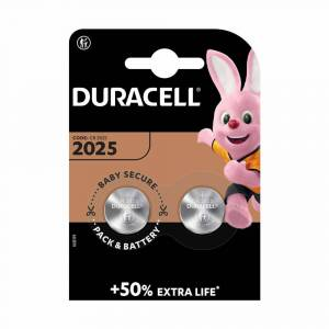 Duracell Procter & Gamble  Speciality 2025 2 Pezzi