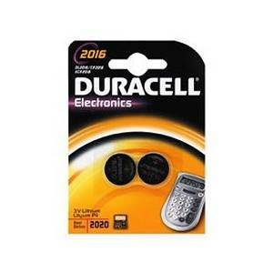 Procter & Gamble Duracell Speciality 2016 2 Pezzi