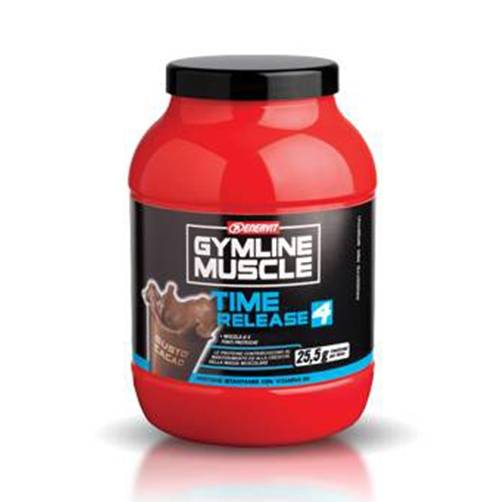 Enervit Gymline Muscle Time Release 4 Fonti Cacao 800 Grammi