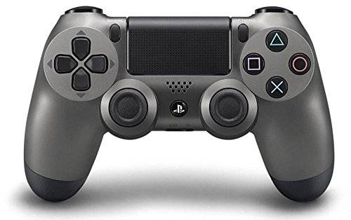 Sony PlayStation 4: Dualshock Controller, Steel Black Special Limited