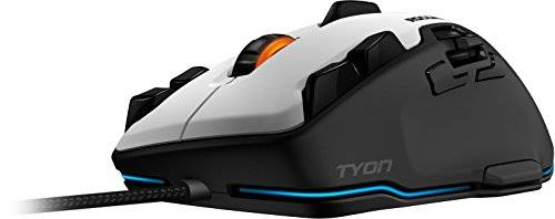 ROCCAT Gaming Mouse Tyon Bianco