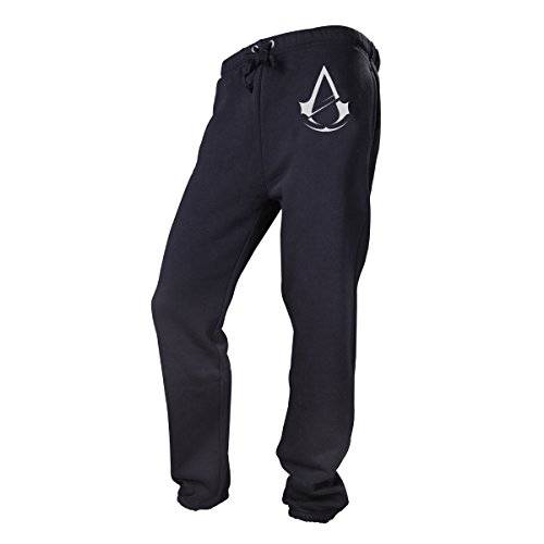 Assassins Creed Assassin's Creed Unity Lounge Pants Logo Size S Bioworld