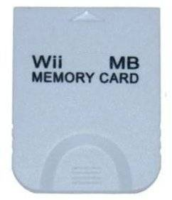 General GC/WII MEMORY CARD DA 64MB 1019 BLOCCHI game cube it1borgo
