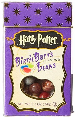 Jelly Belly Harry Potter Bertie Bott's Every Flavour  Beans 1.2 OZ (34g)