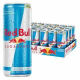 Bull Red Bull Sugarfree, Energy Drink, 8.4 Fl Oz Cans, 24 Pack