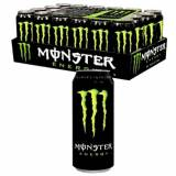 Monster Cable Energy Drink, 24 Pound by Monster Energy