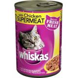 Whiskas Patè con Pollo 24 lattine da 400,00 gr