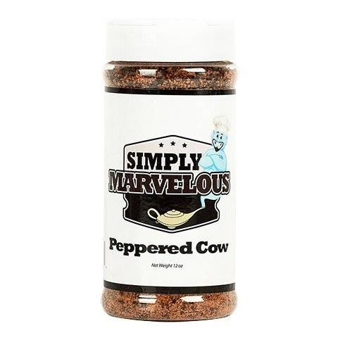 Simply Marvelous Peppered Cow 12 oz/340 g · Spezia