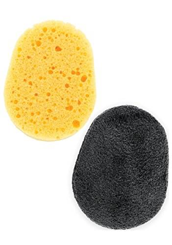 Thermalabs Back Applicator Deluxe Replacement Sponges Set: Flawless Lotion and Self Tanner Application. Pack of 20 Sponges for Applying Lotion and Cream Equally on Your Back and Body