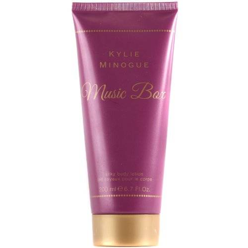 Kylie Music Box by  Silky Body Lotion 200ml by
