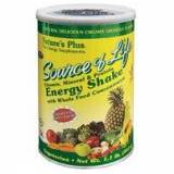 Nature's Plus - Soure of Life ENERGY SHAKE, Gluten Free, 1.1 LBS Nature's Plus Soure of Life ENERGY SHAKE, Gluten Free, 1.1 LBS