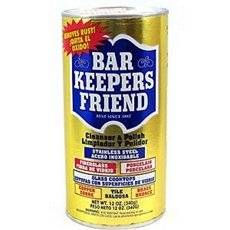 Bar Keepers Friend B88277 Bar Keepers Cleanser & Polish With Mild Abrasives -12x12oz by