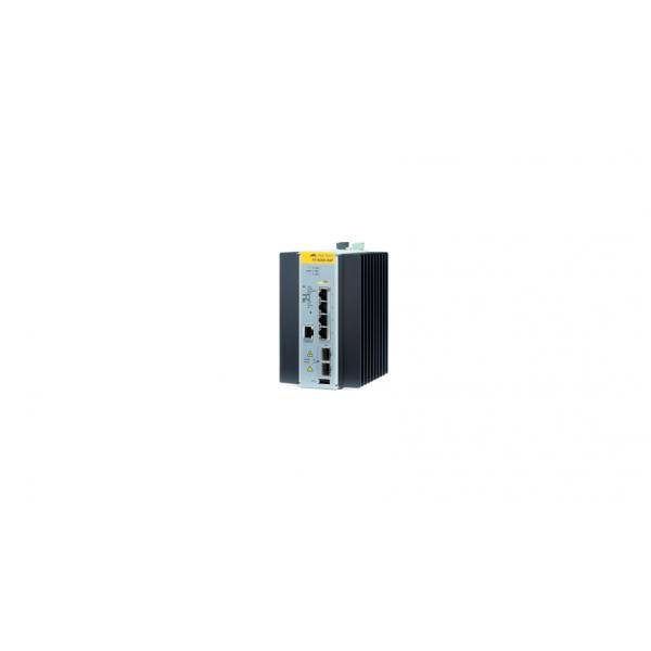 Allied Telesis 990-003868-80 Gestito L2 Gigabit Ethernet (10/100/1000) Supporto Power Over Ethernet (Poe) Nero 0767035201900 At-Ie200-6gp-80 10_425a682