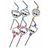 Monster Cable Cannucce Monster High Halloween flessibili