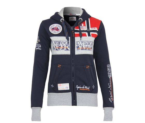 Geographical Norway Flyer Lady