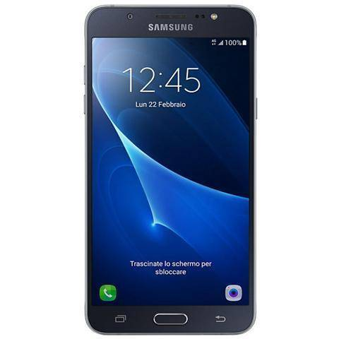 Samsung Galaxy J7 2016 16gb Black Italia