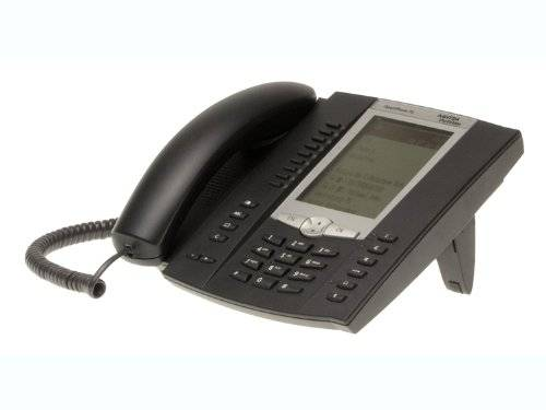 Mitel 6775 - telephones (DECT telephone, Speakerphone, Black)