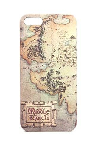 Bioworld The Hobbit per iPhone 5 Case Middle Earth Bioworld