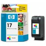 HP cartuccia ink tricromia hp n.17 (c6625a)