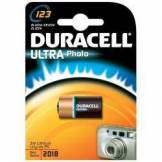 Duracell ultra photo litio 123 x10 (75058646)