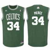 Adidas replica celtics canotta - #34paul pierce- 100% polyester replica celtics canotta - #34paul pierce- 100% polyester - verde Tg: M L71387_001