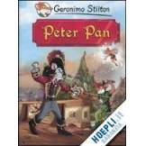 STILTON GERONIMO PETER PAN ISBN:9788856603286
