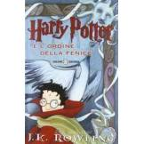 Rowling J. K. Harry Potter e l'Ordine della Fenice ISBN:9788867152698
